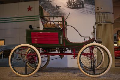 1899 Locomobile Runabout