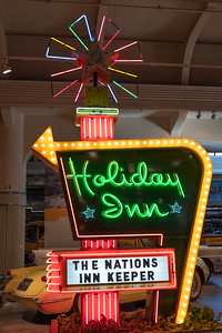 The Famous Holiday Inn Sign