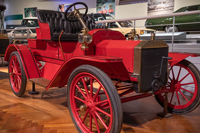 1908 Ford Model S Roadster