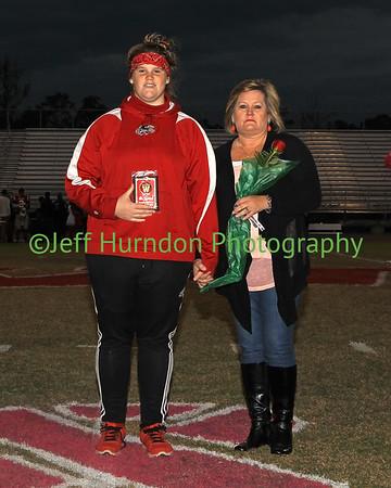 Woodland High School Sr Night