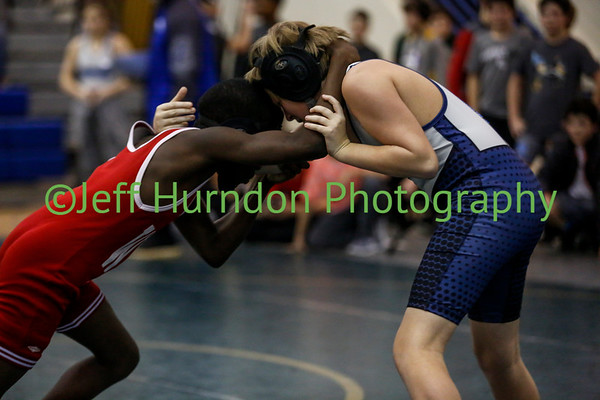 Henry Co Middle School Wrestling County Meet