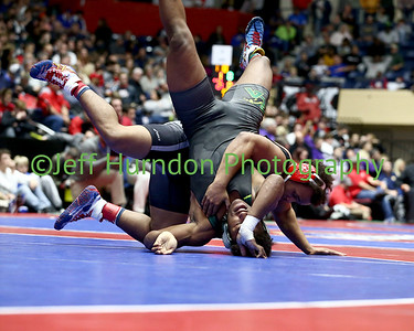 State Wrestling 2018 Henry and Clayton County
