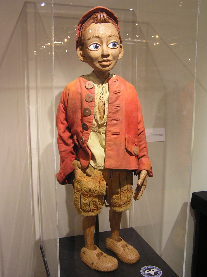 Pinocchio, from <i>The Adventures of Pinocchio</i> (1996)