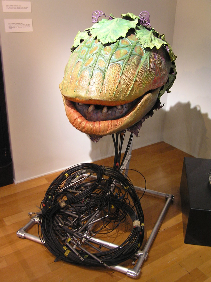 Audrey II, from <i>Little Shop of Horrors</i>