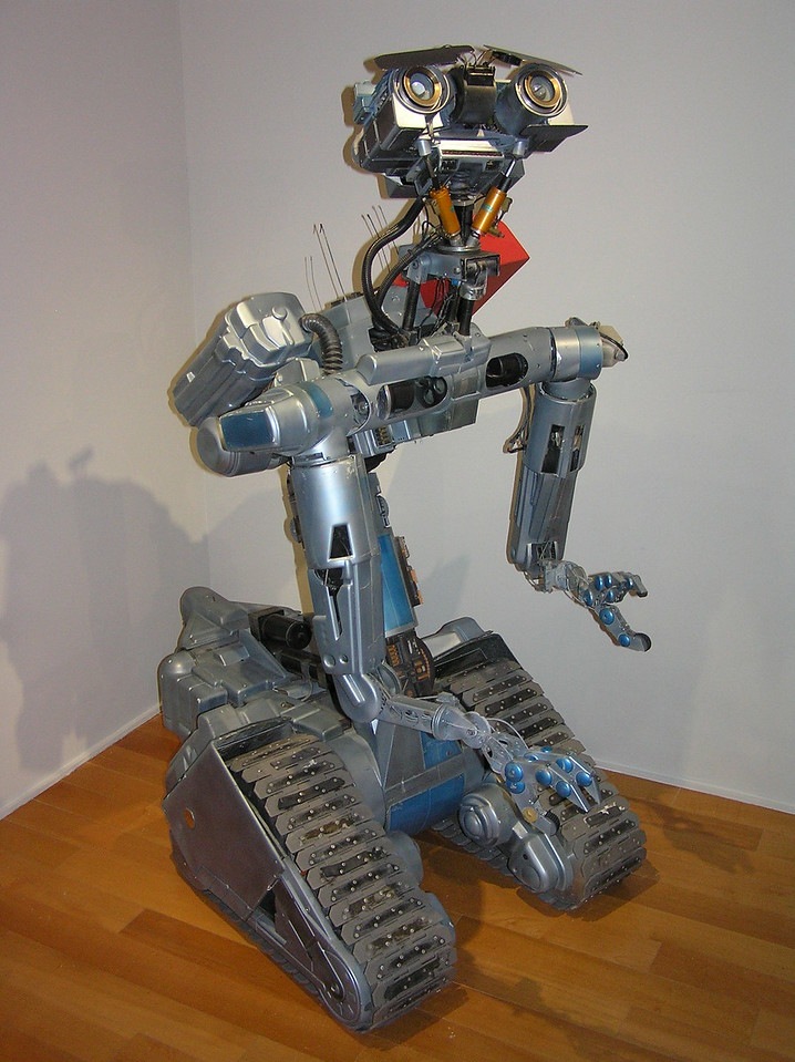 Number 5, from <i>Short Circuit</i> (1986)