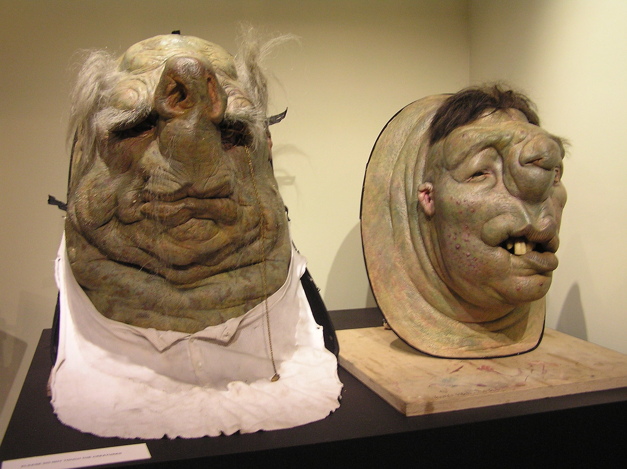 Vogons from 2005's <i>The Hitchhiker's Guide to the Galaxy</i>