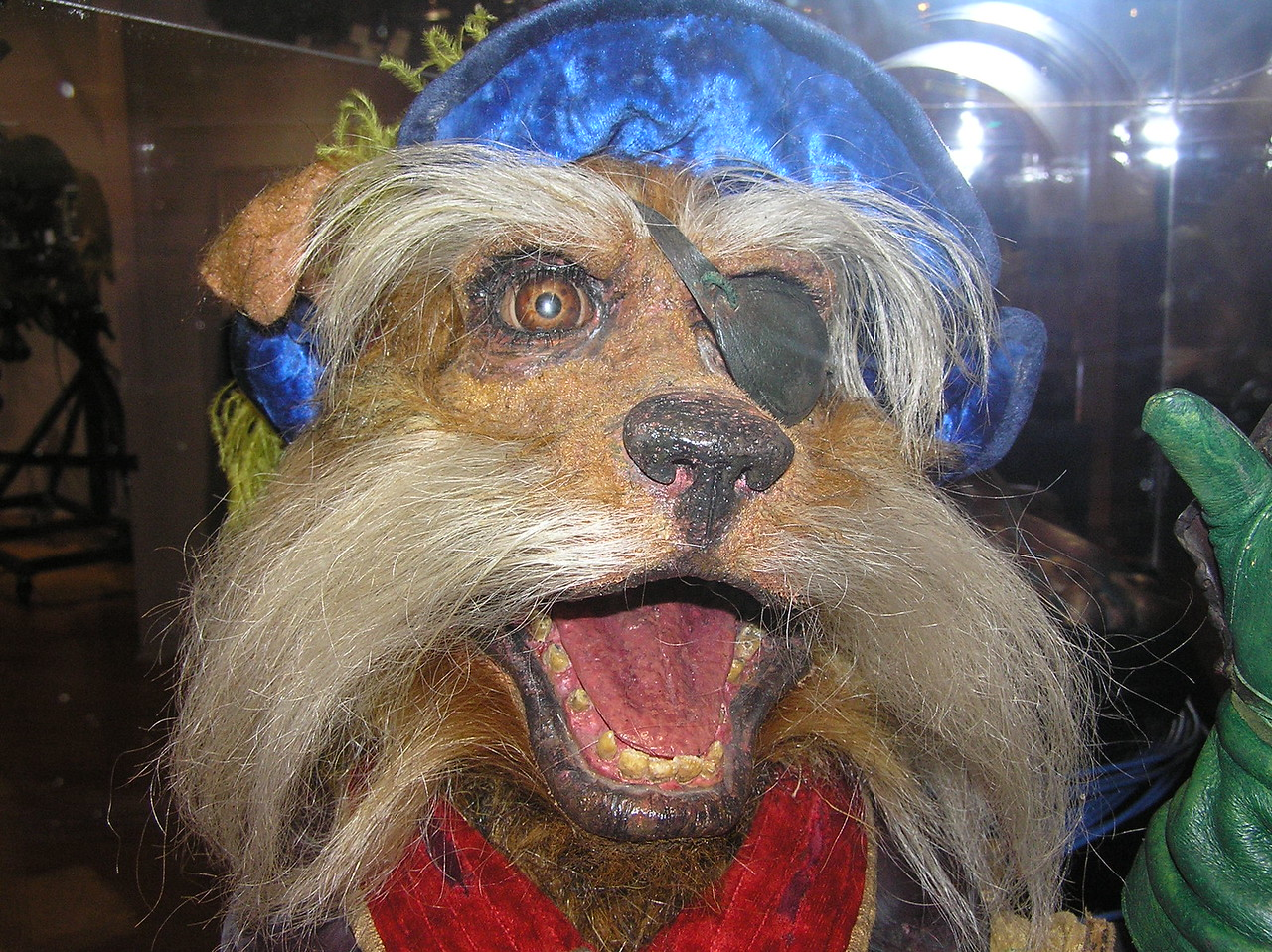 Sir Didymus close-up