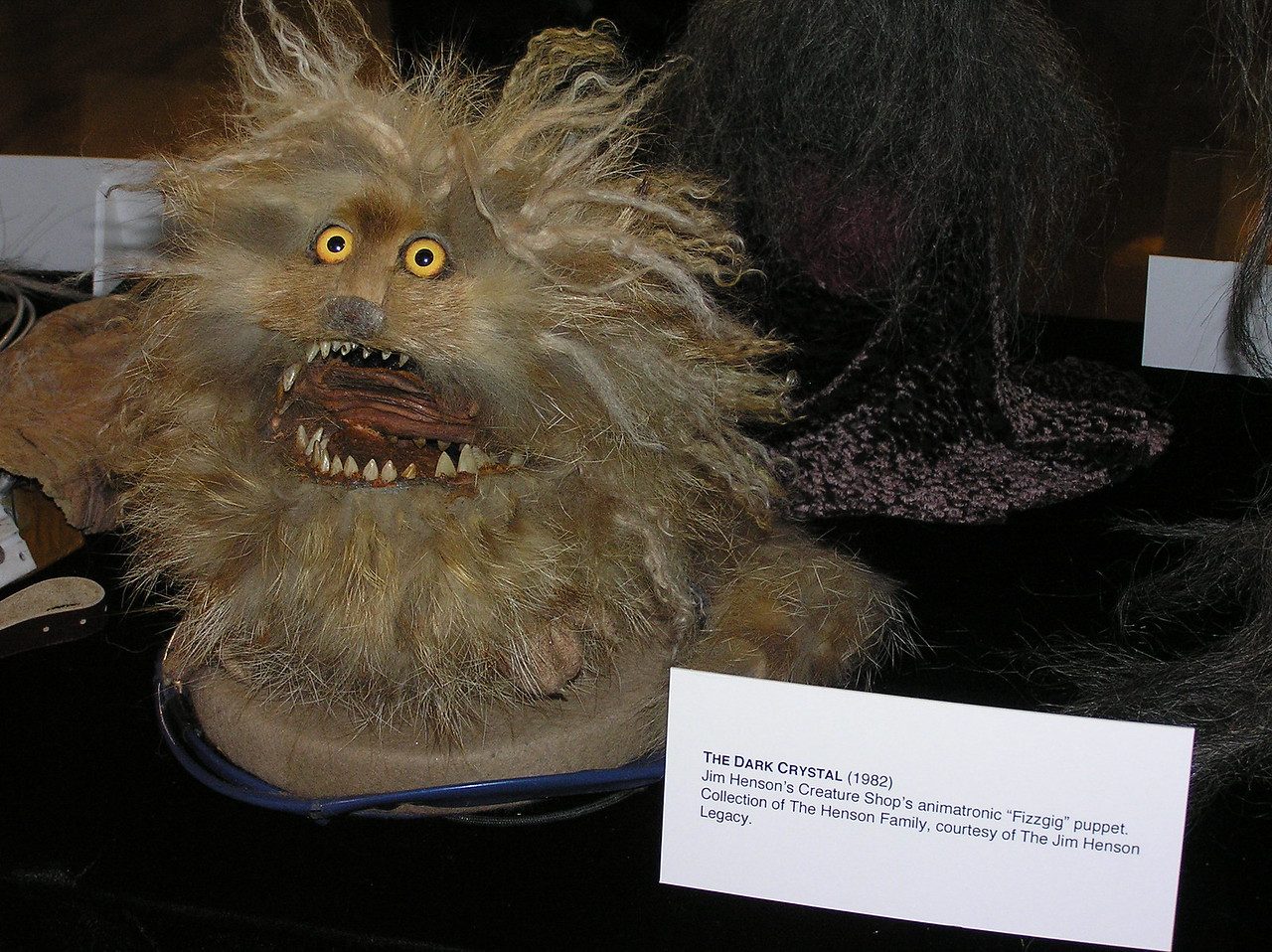 Fizzgig from <i>The Dark Crystal</i>