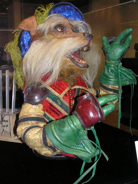 Sir Didymus from <i>Labyrinth</i>