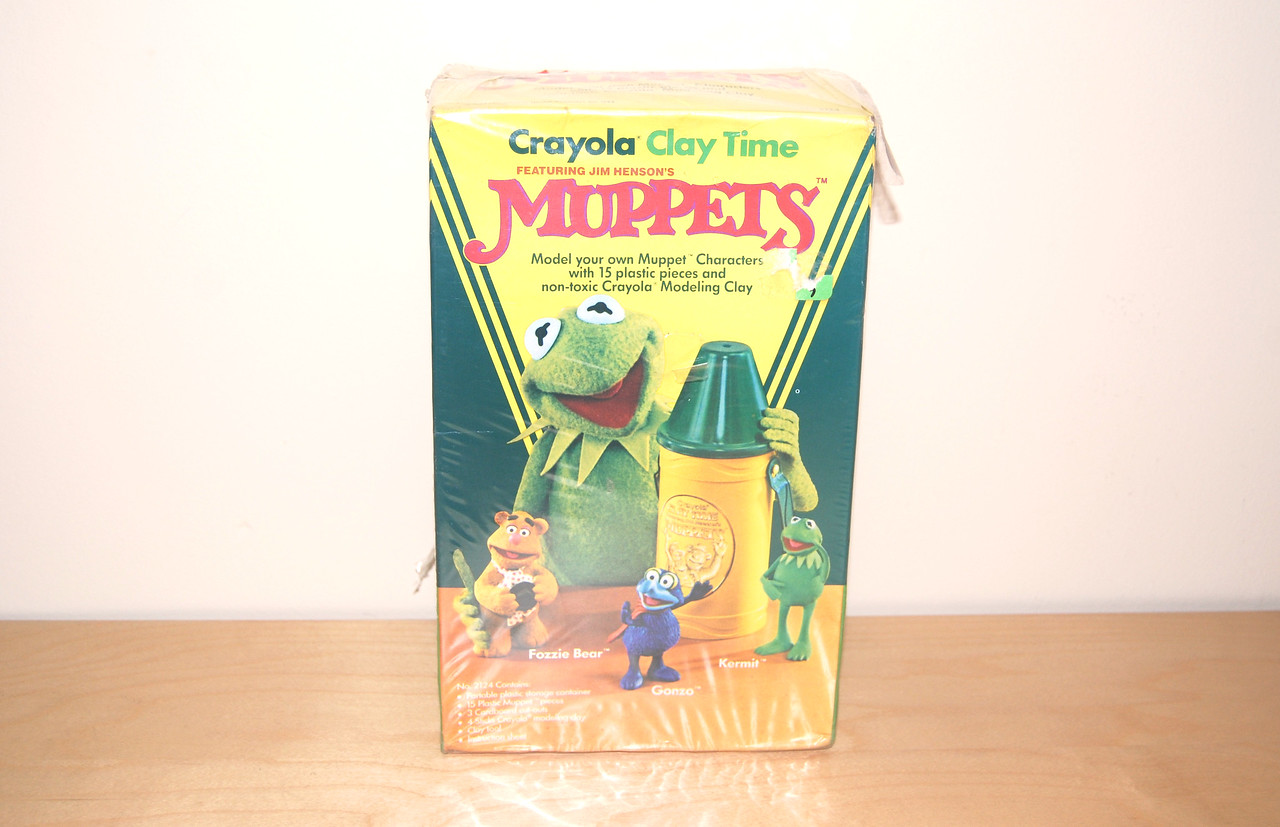 Crayola Clay Time 1982