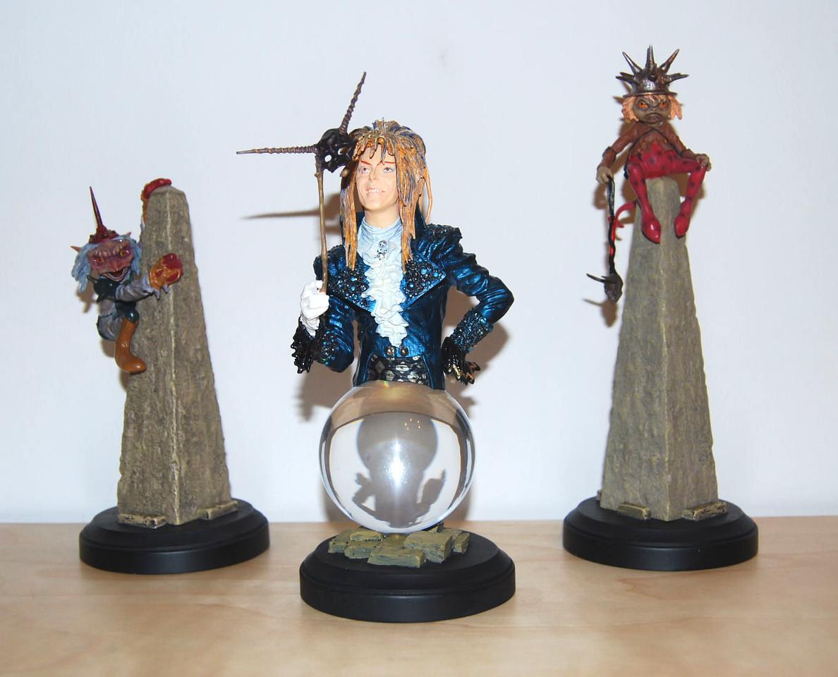 Labyrinth busts Plan B Toys