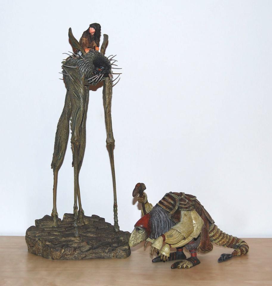 Dark Crystal statues MINDstyle 2007