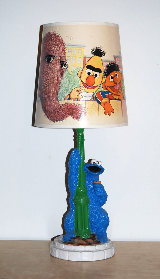 Sesame Street lamp