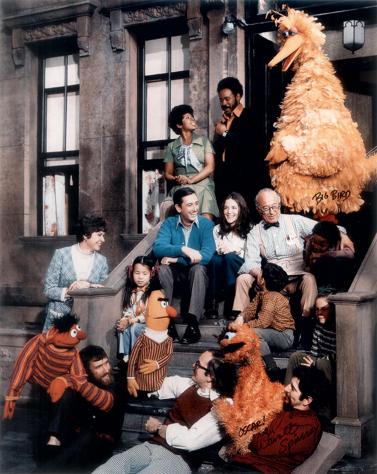 1st season Sesame Street photo