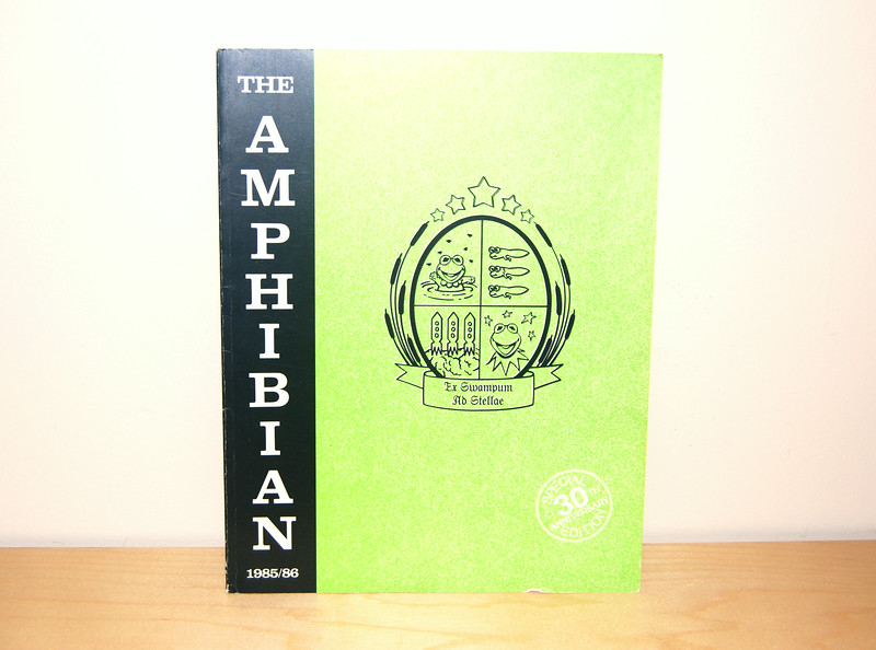 The Amphibian Henson Company yearbook, 1986