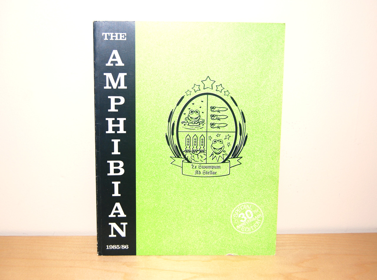 The Amphibian Henson Company yearbook, 1986