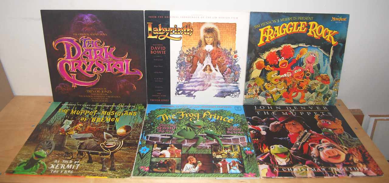 Various LPs