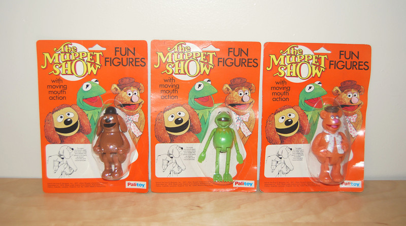 Palitoy Fun Figures 1979