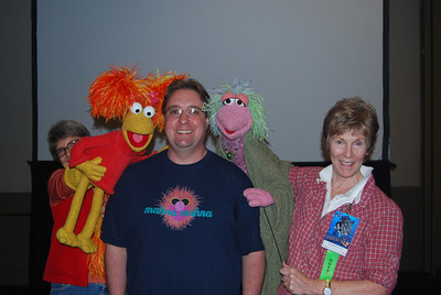 Red and Mokey (with Karen Prell and Kathy Mullen)