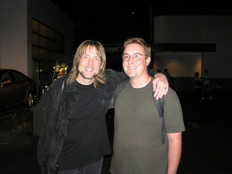 Me with Steve Whitmire