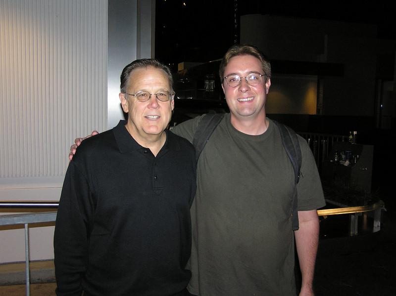 Me with Dave Goelz