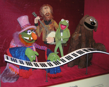 Muppets at the Smithsonian 2006