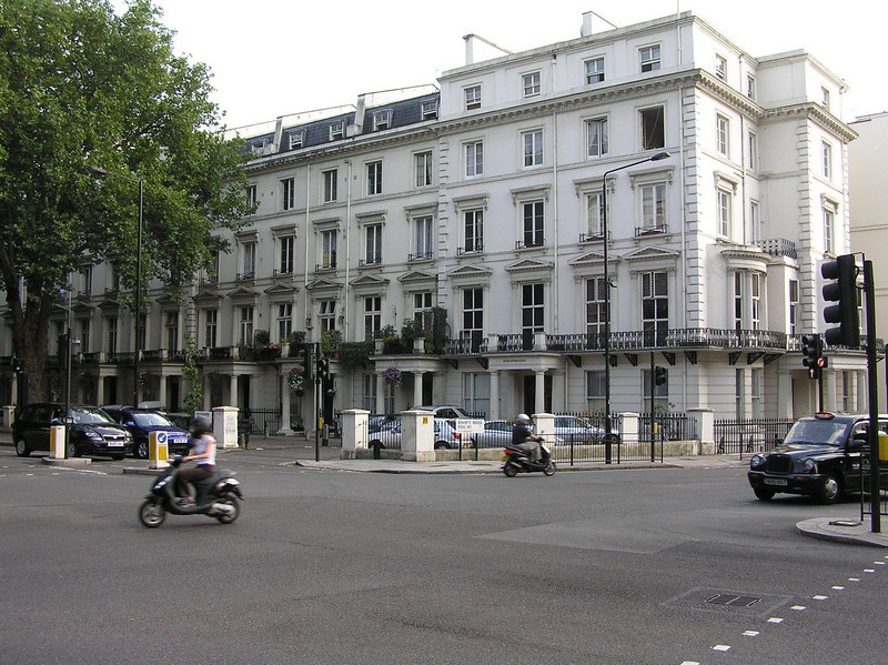 Filming location<br /> The Great Muppet Caper<br /> Happiness Hotel