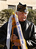American Legion Post #335, Lynbrook, Jack Barlow, Adjutant. Lynbrook Mayor Brian Curran. Mayor Curran gave a heartfelt reminder that should never forget those who served our country. Lynbrook Veteran's Memorial Day Service, November 11th, 11 am, 2007.  Photo by Kathy Leistner