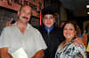 Kenith Bruzzo and his proud parents after commencement. Photo by Kathy Leistner
