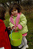 Isabella Scholl, 2, of Lynbrook  who hunted egg.Hall's Pond Park Lion's Club Easter Egg Hunt, April 7th, 2007. Photo by Kathy Leistn