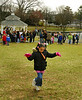 Relay races with hopping and carrots led by Lion's Club Volunteers. Hall's Pond Park, Lion's Easter Egg Hunt, April 7th, 2007.  Photo by Kathy Leistner