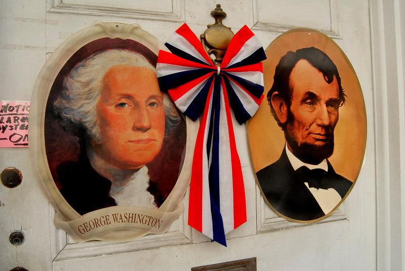 Pagan-Fletcher Restoration, February 18th, 2007. President's Day Celebration. Photo by Kathy Leistner.