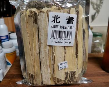 Herb/Tonic ingredients
