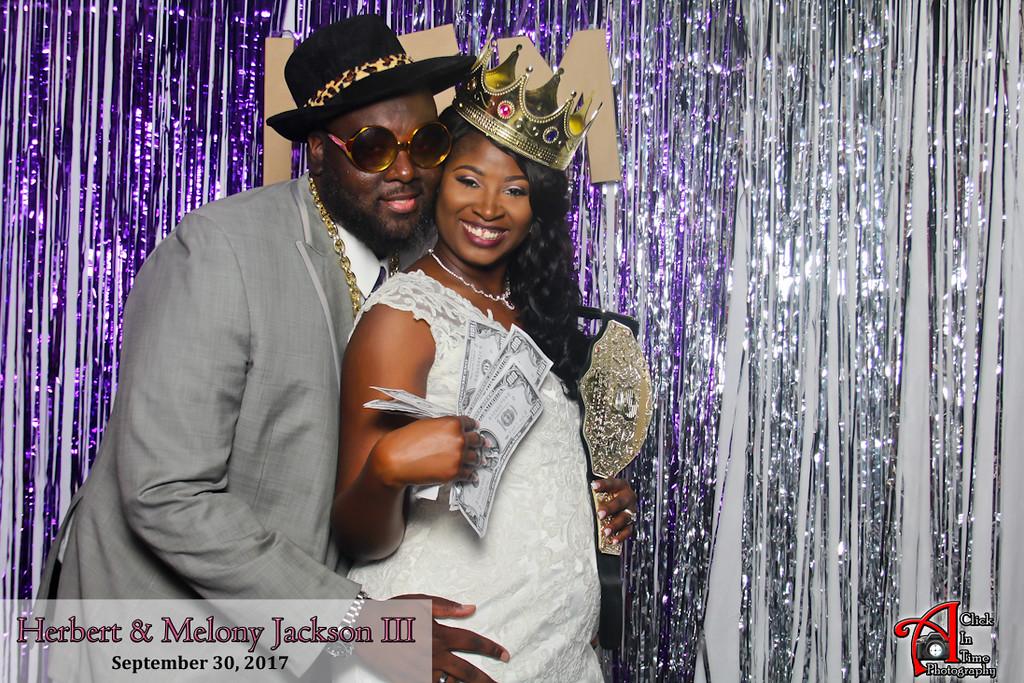 Herbert & Melony Jackson III