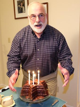 Herb's Birthday 2015