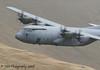 ZH883/'883' C-130J C.5 - 17th December 2008.