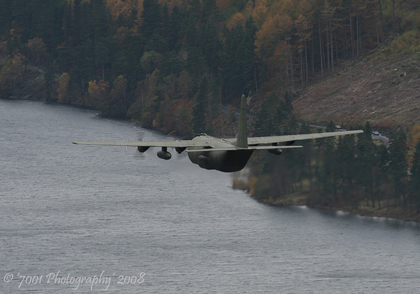 XV197/'197' C-130K C.3 - 28th October 2008.
