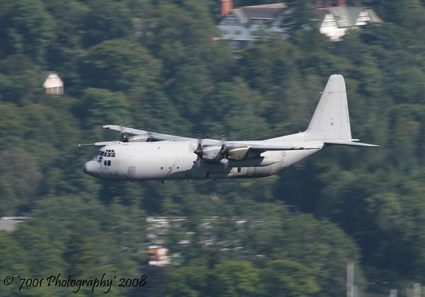 XV212/'212' C-130K C.3 - 27th July 2008.