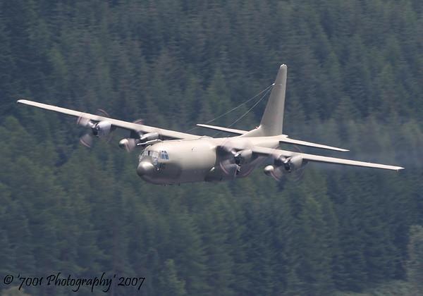 XV202/'202' C-130K C.3 - 24th July 2007.
