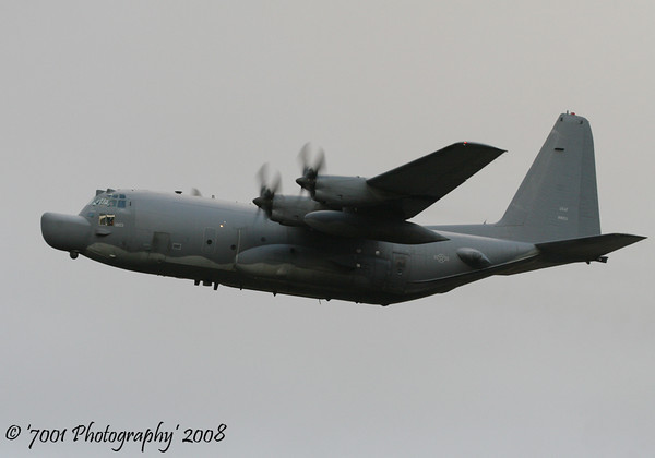 88-1803 (352 SOG/7 SOS) MC-130H - 16th April 2008.