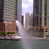Chicago River Fountain