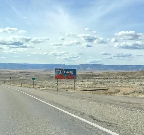 Howdy Again Utah -- 03/11/17
