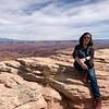 Buck Canyon Overlook -- 03/13/17