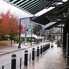 Oregon Convention Center MAX Platform