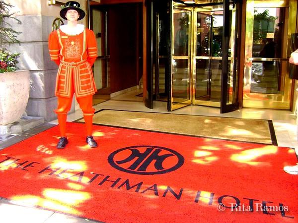 The Heathman Hotel Beefeater