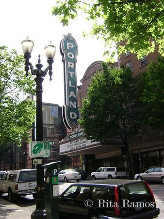Arlene Schnitzer Concert Hall / Paramount Theatre