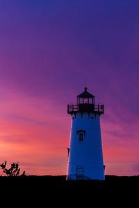 Edgartown Light, Sunrise