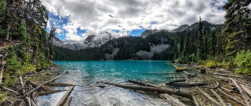 Joffre Lakes - 2