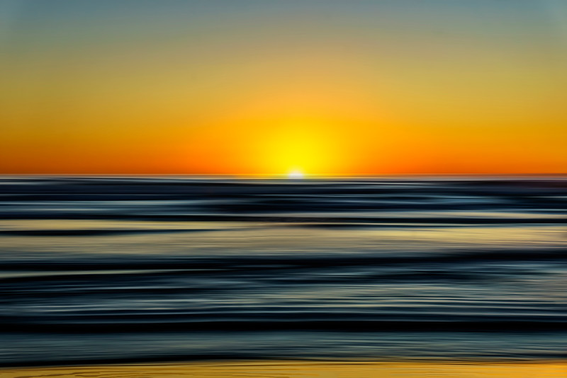 Olympic Penisula Sunset