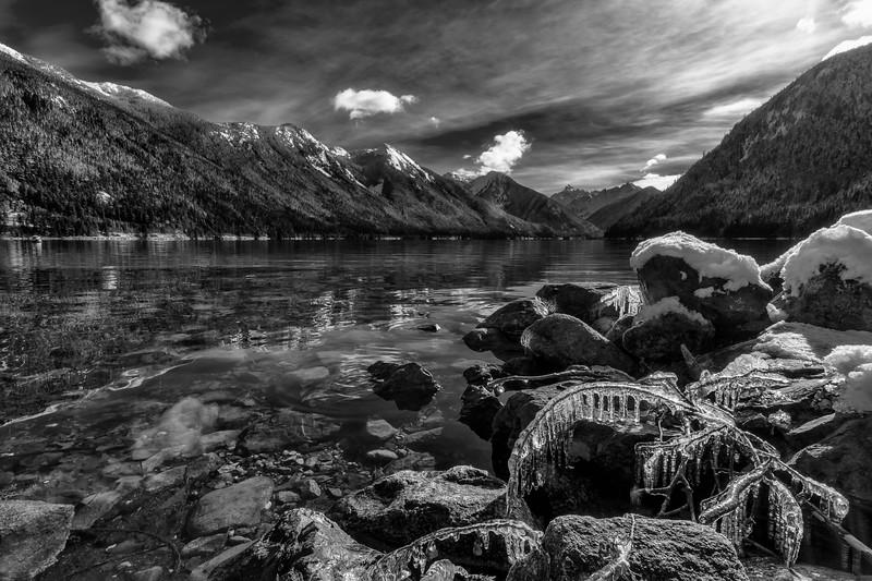 Chilliwack Lake Winter